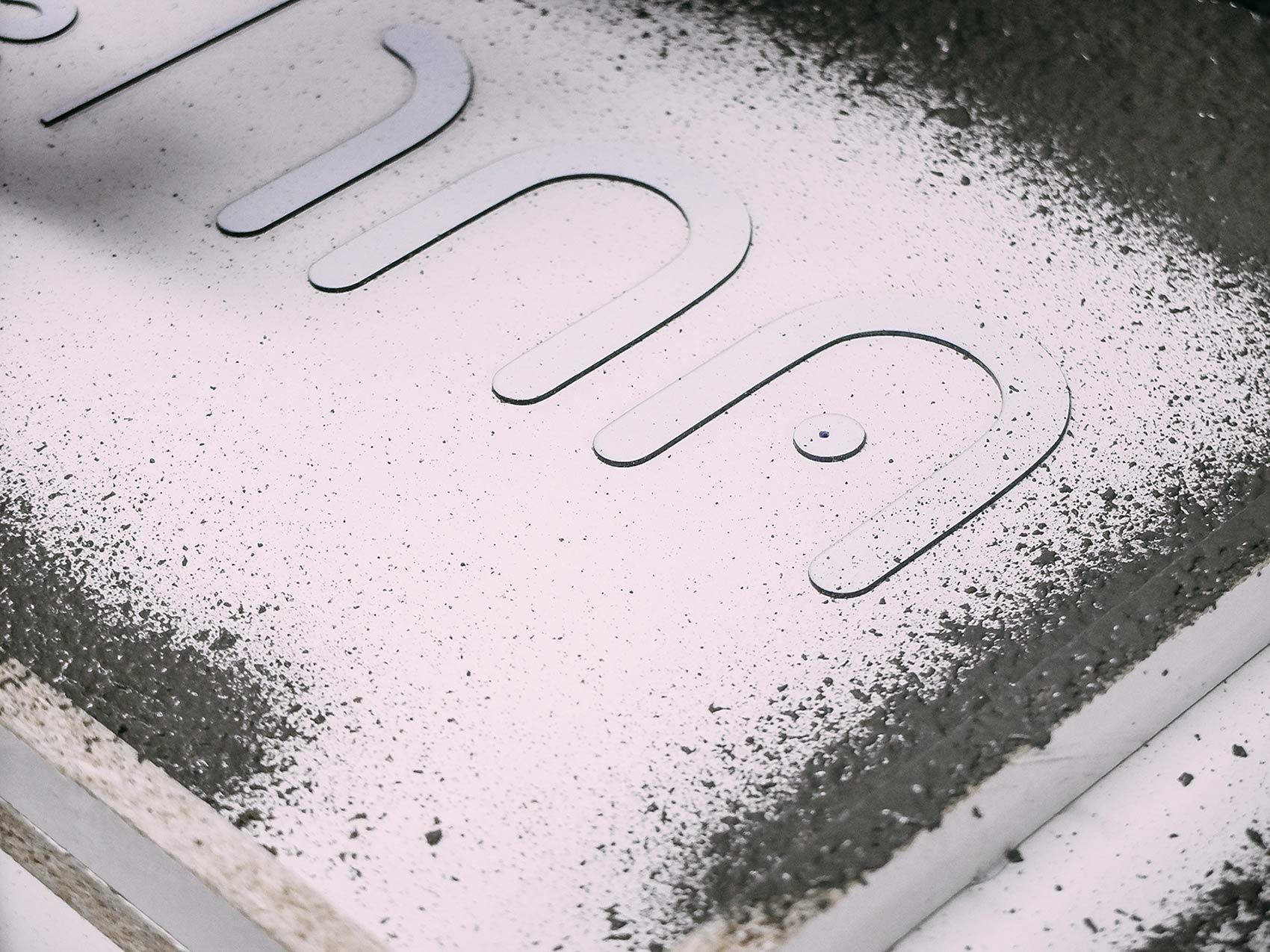 ANR Concrete Studio - Windsor / Detroit - Custom Concrete - Process